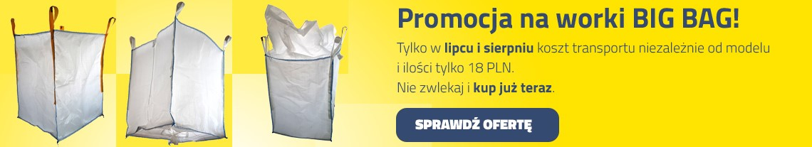Magazynuj.pl - worki BIG BAG
